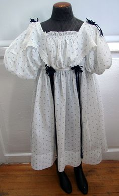 Circa 1860's?, Child's Dress