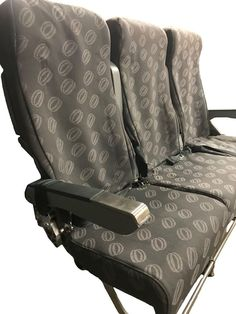 Boeing 737 700 Next Gen Airplane GOL Transportes Aereos Airlines Economy Seats