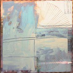 Ellen Heck - San Francisco Fog triptych