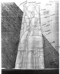 Aqua Tower, Jeanne Gang