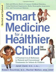 Book Review: Smart Medicine for a Healthier Child on http://www.elanaspantry.com