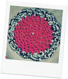 alfombra ganchillo xl trapillo