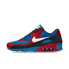 Air Jordan Sneakers, Sneakers Nike, Nike Id Shoes, Nike Air Max 90s, Nike Clothes Mens, Jordan Shoes For Women, Nike Outfits, Shoe Game, Nike Men