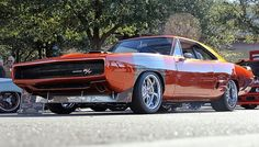 1970 Dodge Charger R/T Pro-Touring. Awesome American Muscle!