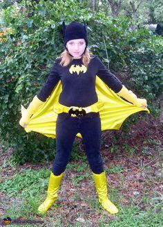 Batgirl Costume - Halloween Costume Contest via @costume_works
