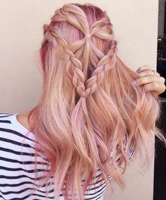 Peinados para cabello largo que querrás lucir lo antes posible