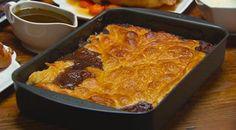 Squab Pie - Medieval Feast | MasterChef Australia #MasterChefRecipes