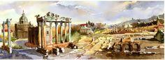 igor sava watercolor - Αναζήτηση Google
