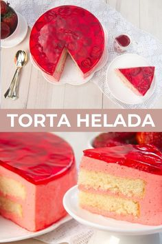 The torta helada is one of the gastronomic delights of Peru, and there is no other similar dessert in the world. Read this detailed recipe for how to make it. Full step-by-step photos of this delicious Peruvian jelly cake #TortaHelada #PervianFood #PeruvianRecipes #cakerecipe #latinrecipes
