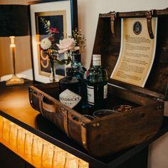 Bath Caddy, Gin, Liquor Cabinet, Wedding Day, Home Decor, Pi Day Wedding, Decoration Home, Room Decor, Marriage Anniversary