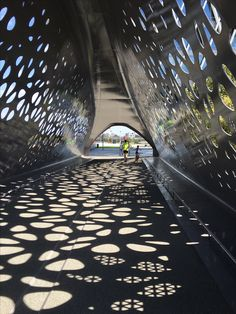 Parkbrug Antwerpen 't eilandje  ANTWERP