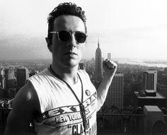 Joe Strummer in New York