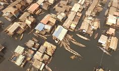 Makoko is the perfect nightmare for the Lagos government – a slum in full view, spread out beneath the most travelled bridge in west Africa's megalopolis. Yet this city on stilts, whose residents live under the constant threat of eviction, has much to teach