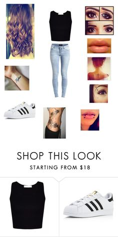"""Untitled #246"" by ilovejustinbieber189 ❤ liked on Polyvore featuring adidas and Object Collectors Item"