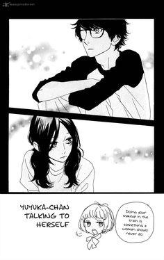 Hirunaka no Ryuusei - Chapter 8 - 10
