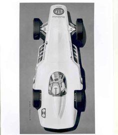 Studebaker Prototype Indianapolis 500 1968