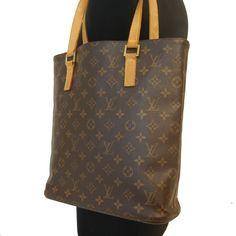Authentic LOUIS VUITTON Monogram VAVIN GM Handbag M51170 Purse LV Shoulder Bag #LouisVuitton #TotesShoppers