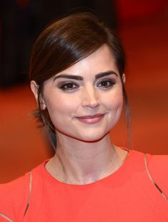 Jenna Coleman at the 'Cinderella' premiere at the 65th Berlin International Film…