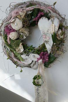 Big Grapevine Wreath, Grape Vines, Floral Wreath, Wreaths, Etsy, Big, Home Decor, Garlands, Easter Activities