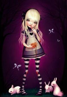 Alice - Lost Fish