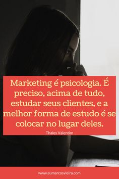 #marketingdigital #frasesdemarketing #dicasdemarketing #marketingafiliado #afiliadoiniciante Marketing Digital, Affiliate Marketing, Make Money At Home, Make Money On Internet, Psicologia, Marketing Quotes