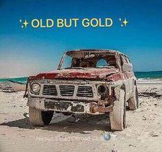 OLD BUT GOLD ✨ #patrol #nissan #safari #offroad #club #world #nature #best #high #picture #باترول #پاترول #نيسان #فتك #٤٨٠٠ #vtc #فتكات # #gu #gr #y61 #y60 #desert #hill #river #mud 4x4, Toyota, Patrol Gr, Nissan Patrol, Car Repair Service, Troll, Offroad, Safari, Monster Trucks