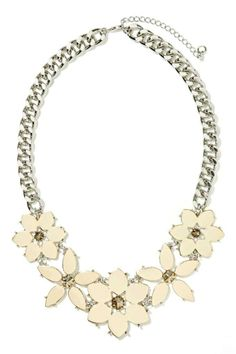 Janette Collar Necklace #costumejewelry