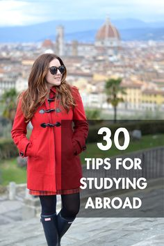 History In High Heels: 30 Tips for Studying/Living Abroad