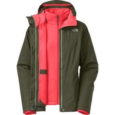 The North FaceKalispell Triclimate Jacket - Women's Layered version