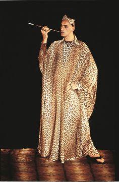 The Fashion World of Jean Paul Gaultier - HarpersBAZAARUK