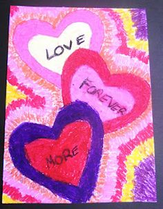 BluemoonPalette: Valentine - Abstract and Puzzle Hearts  different heart ideas
