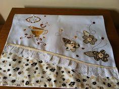 BERINJELAZUL: Pano de prato ......Hora do chá