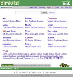 cara submit website di dmoz
