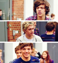 No matter how many times they screw up or succeed, they will always be the ones who made me laugh, cry, and scream, because Niall, louis and Harry are beautiful and perfect in so many ways<3