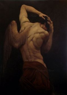 Roberto Ferri, um novo Caravaggio emerge na Itália? Italian Painters, Italian Artist, Caravaggio, Ex Machina, Angels And Demons, Fallen Angels, Romanticism, Old Master, Traditional Art