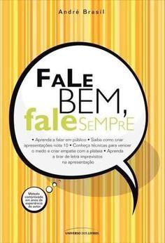 livros fale bem, fale sempre - andré brasil