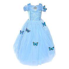 Loel Cinderella Dress Princess Costume Simulation Butterf... https://www.amazon.com/dp/B01FFBTRRU/ref=cm_sw_r_pi_dp_w34yxbH4NSA8B