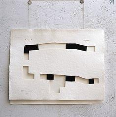 Eduardo Chillida, Gravitación, 22 x 28 cm, CH-94/GT-32,