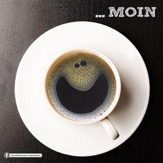 Moin … Guten #Wochenstart euch allen!  #Kaffee