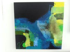 Abstrakt Acryl 100*100cm