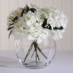 LSA International Flower Bouquet Globe Vase by John Lewis