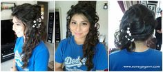 Best Quince Hairstyles Tumblr 2012 quinceanera | Tumblr