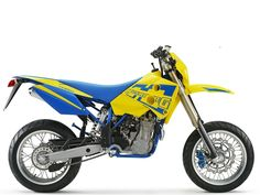 Husaberg Fs650e 2005 #motorcycles