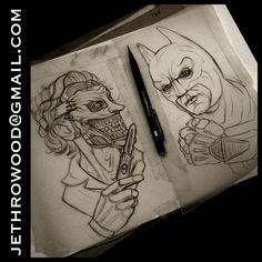 Sketch by Jethro Wood TattooStage.com - Ratings and reviews for tattoo artists and studios. #tattoo #tattoos #ink