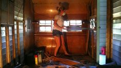 Vintage Camper Restoration: Get to Gutting....