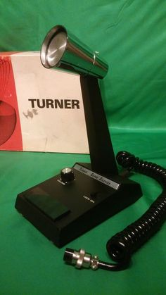 TURNER SUPER SIDEKICK 1974 Nostalgia Microphones