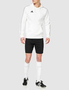 Hoodie Sweatshirts, Adidas, Manga Raglan, Sporty, Black, Style, Products, Fashion, Hemline