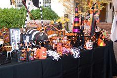 Glitterville Halloween Extravaganza