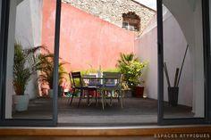 Marseille : Appartement dans ancien monastère avec terrasse