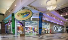 "The ""Crayola Experience"" is Coming to the Florida Mall in Orlando"
